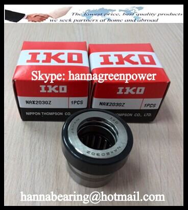 NAX 6040Z Combined Needle Roller Bearing 60x72x40mm