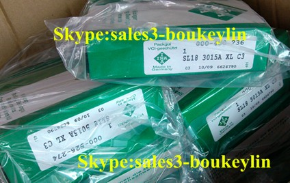 SL183015A Cylindrical Roller Bearings 75x115x30mm