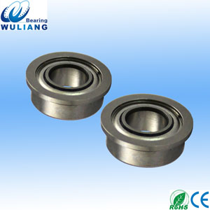 MR106 Flanged Miniature ball bearing