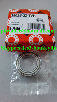 3309-DA Angular Contact Ball Bearings 45x100x39.7mm