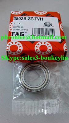 3802-B-2RSR-TVH Angular Contact Ball Bearings 15x24x7mm