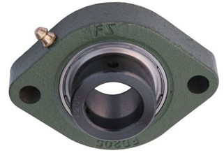 UCFLU307 pillow bock bearing 35x48x100mm