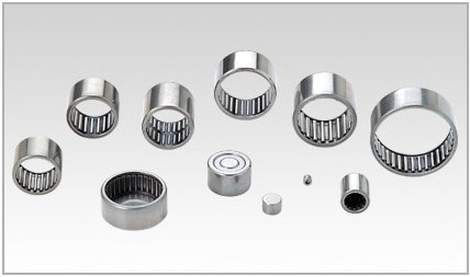 BK0306TN Drawn cup needle roller bearings 3x6.5x6mm