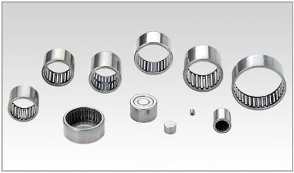 HK0408TN Drawn cup needle roller bearings 4x8x8mm