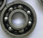 314-2ZNR deep groove ball bearings 70x150x35