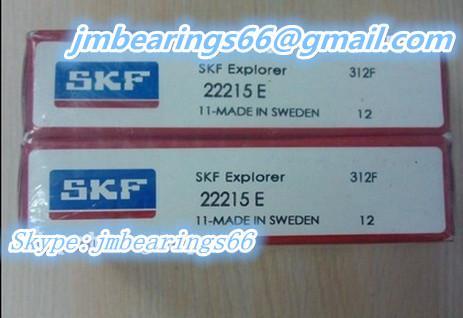 22215 E Spherical Roller Bearing 130x230x64mm