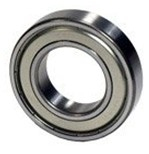 618/9 groove ball bearings 9X17X4