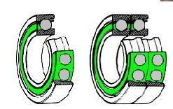 ZKLN1034-2Z Axial angular contact ball bearings 10x34x20mm