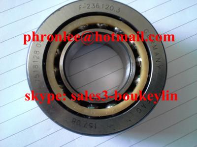 F-239495.SKL Angular contact ball bearing 35x79x31mm