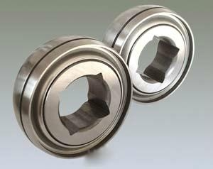 SB207-18HEX Agricultural Machinery Bearing 28.6x72x32mm
