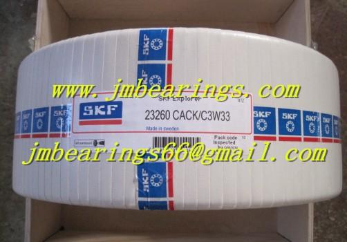 24044EW33K30 Spherical Roller Bearings 220x340x118mm