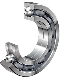 71936CM Angular Contact Ball Bearing 180x250x33mm