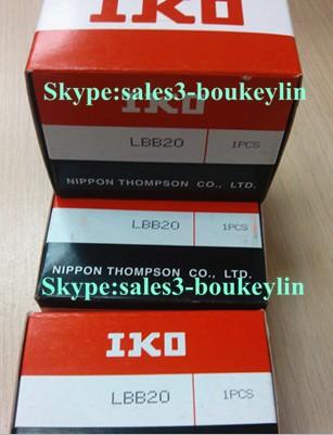 LBB20 Linear Bushing Bearing 31.75x50.8x66.675mm