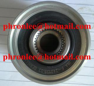 F-240139.03 Alternator Freewheel Clutch Pulley