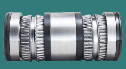 EE220975D/221575/221576D four-row tapered roller bearings