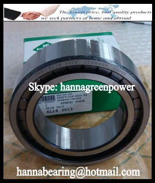 SL18 3032 Full Complement Cylindrical Roller Bearing 160x240x60mm