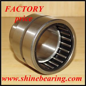 NKI 9/16 Solid collar needle roller bearing
