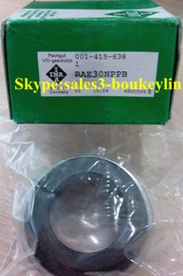 Radial insert ball bearings RAE30-NPP-B 30x62x35.8mm