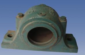 UEL312 pillow bock bearing 60x130x79.4mm
