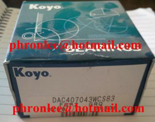 JRM3049/3010 Auto Wheel Hub Bearing 30x60x37mm