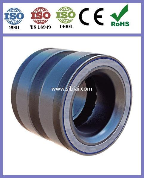 (78×130×90.5mm) NP793154-90UA3 truck wheel hub bearings