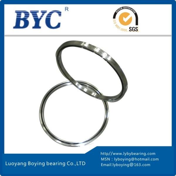 RA15008CC0 crossed roller bearing thin section Robotic bearing 150*166*8mm