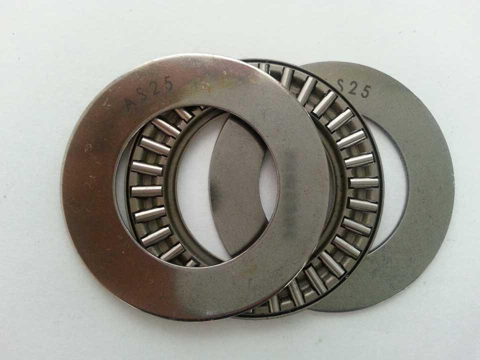 AXK 1528 Thrust needle roller bearings 15X28X2mm