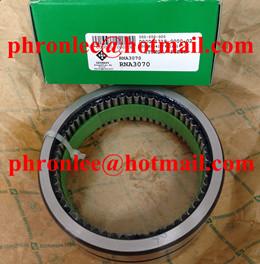 PNA25/47 Needle Roller Bearing 25x47x20mm