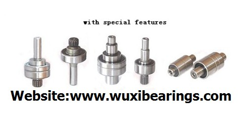WS2460.T1556 Water Pump Bearing