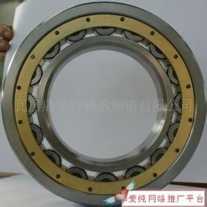 N 206 ECP Open Single-Row Cylindrical Roller Bearing 30*62*16mm