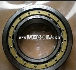 Cylindrical Roller NJ2220ECM Bearing