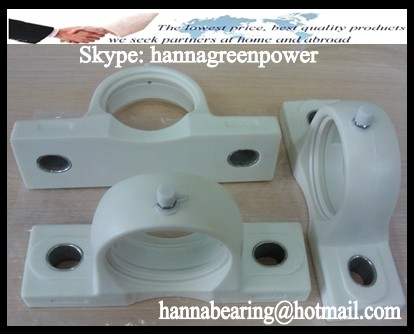 P207 Plastic Pillow Block Bearing Housing 35x167x93mm