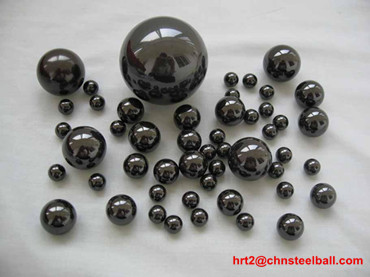 1.0mm-20mm ceramic balls (zirconia, black)