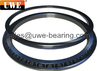 XSI140844N internal gear teeth cross roller bearing