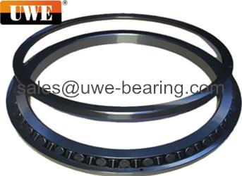 XSI140844N internal gear teeth cross roller bearing