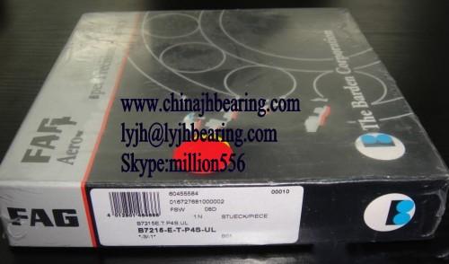 B7215-E-T-P4S-UL bearing 75x130x25 mm