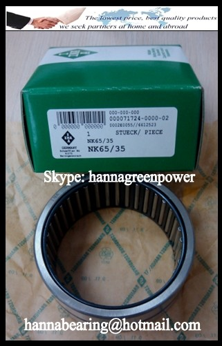 NKS16 Heavy Duty Needle Roller Bearing 16x28x16mm