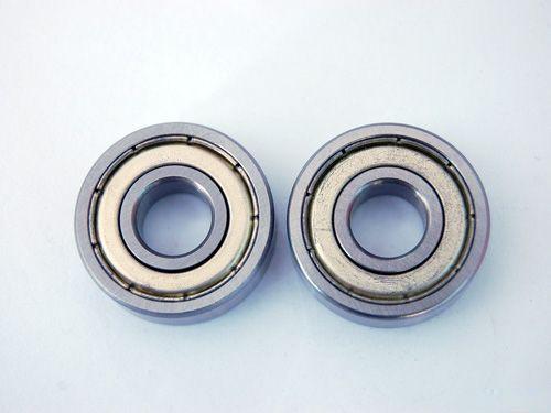 608Z deep groove ball bearings 8x22x7mm