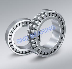 NUP228EM/P6 bearing 140x250x42mm