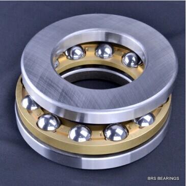 Trust Ball Bearing 51106, Brass cage 30x47x11mm