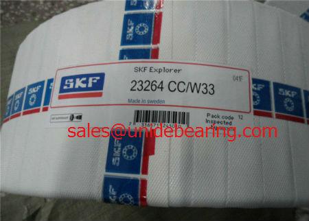 23264CC/W33 bearing 320x580x208mm