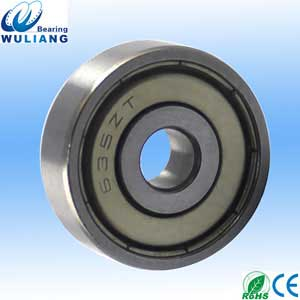 635ZZ 635-2RS Deep Groove Ball Bearing
