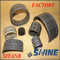 K19*23*17 Radial needle roller and cage assemblies