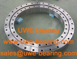011.75.3150 toothless UWE slewing bearing