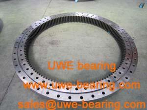 013.45.1250 internal teeth UWE slewing bearing/slewing ring