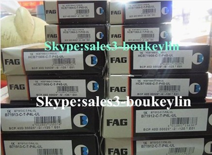 B71913-C-T-P4S Spindle Bearing 65x90x13mm