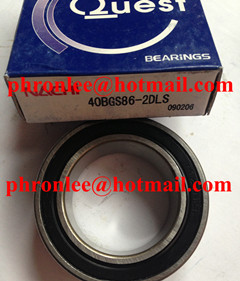 40BGS8G-2DLS Auto Air Conditioner Compressor Bearing 40x62x20.5mm