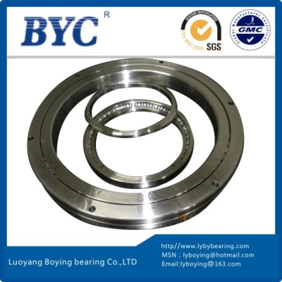 RB14025UUCC0 crossed roller bearing|thin section slewing bearing140x200x25mm
