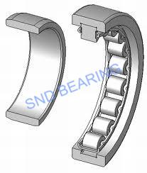 33214 bearing 70x125x41mm