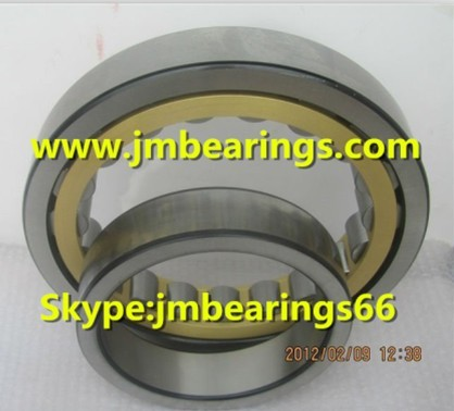 NU307E Cylindrical roller bearing 35x80x21mm